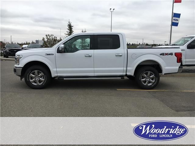 2018 Ford F-150 Lariat (Stk: J-2535) in Calgary - Image 2 of 5