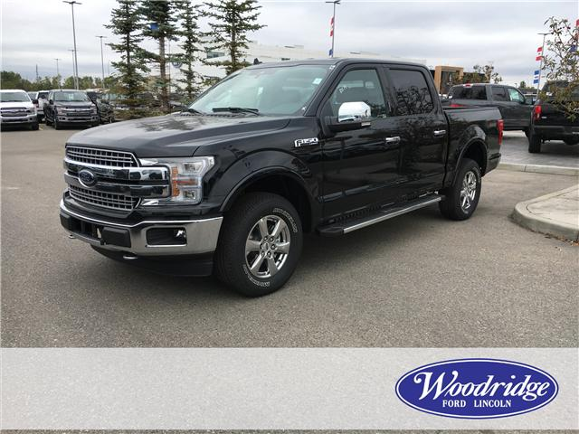 2018 Ford F-150 Lariat (Stk: J-2536) in Calgary - Image 1 of 5