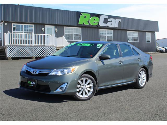 2013 Toyota Camry XLE (Stk: 180929A) in Fredericton - Image 1 of 26