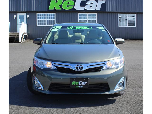 2013 Toyota Camry XLE (Stk: 180929A) in Fredericton - Image 2 of 26