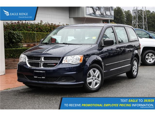 2014 Dodge Grand Caravan SE/SXT (Stk: 149321) in Coquitlam - Image 1 of 15