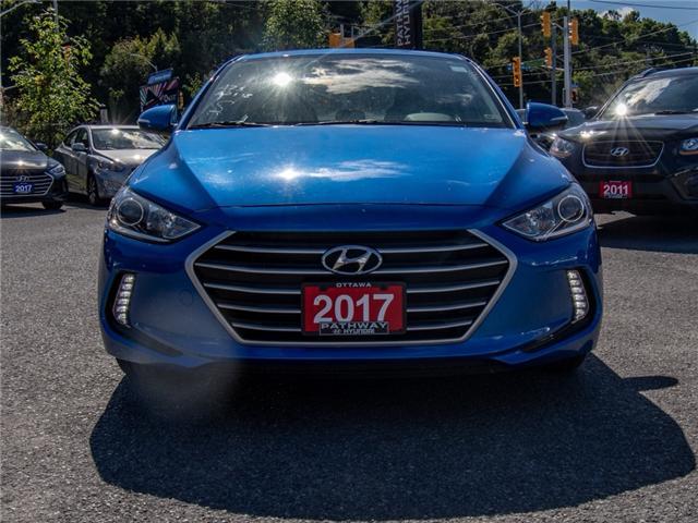 2017 Hyundai Elantra  (Stk: P3219) in Ottawa - Image 2 of 12