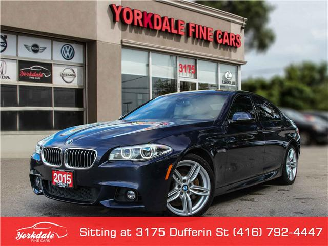 2015 BMW 535i xDrive (Stk: SA5547) in Toronto - Image 1 of 27