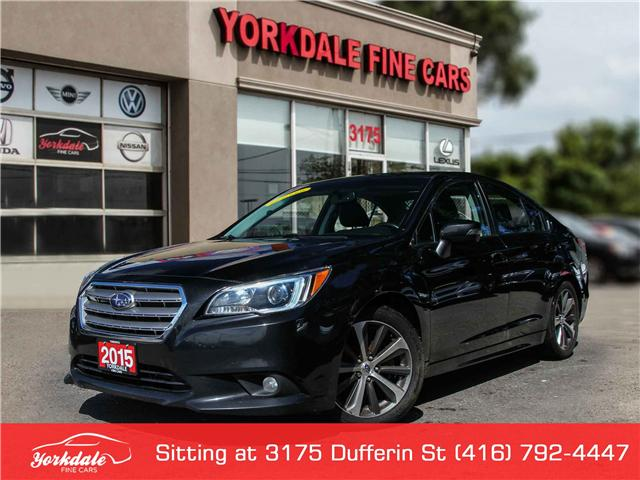 2015 Subaru Legacy 3.6R Limited Package (Stk: S30025) in Toronto - Image 1 of 23
