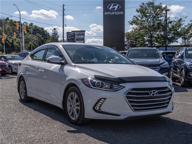 2017 Hyundai Elantra  (Stk: P3220) in Ottawa - Image 1 of 12
