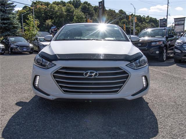 2017 Hyundai Elantra  (Stk: P3220) in Ottawa - Image 2 of 12