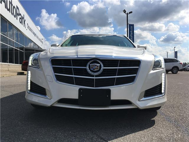 2014 Cadillac CTS 2.0L Turbo Luxury (Stk: 14-49980JB) in Barrie - Image 2 of 28