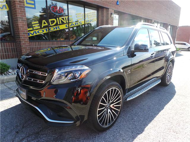 2017 Mercedes-Benz AMG GLS 63  (Stk: 11276) in Woodbridge - Image 1 of 29