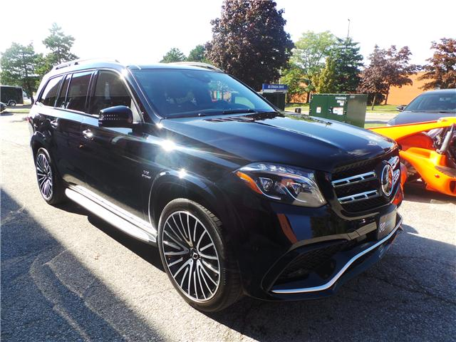 2017 Mercedes-Benz AMG GLS 63  (Stk: 11276) in Woodbridge - Image 4 of 29