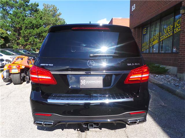 2017 Mercedes-Benz AMG GLS 63  (Stk: 11276) in Woodbridge - Image 8 of 29