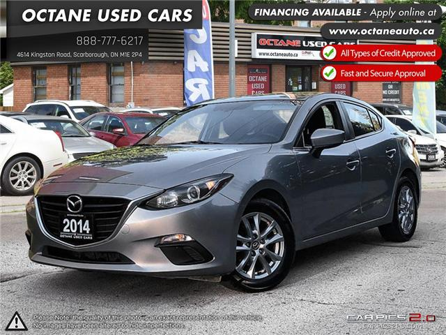 2014 Mazda Mazda3 GS-SKY (Stk: ) in Scarborough - Image 1 of 23