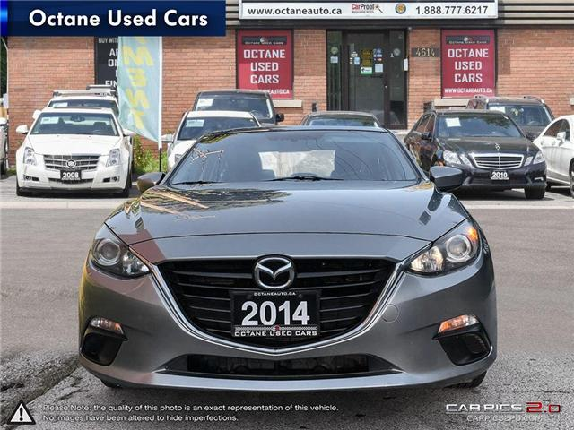2014 Mazda Mazda3 GS-SKY (Stk: ) in Scarborough - Image 2 of 23