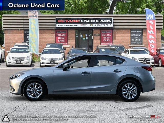 2014 Mazda Mazda3 GS-SKY (Stk: ) in Scarborough - Image 3 of 23