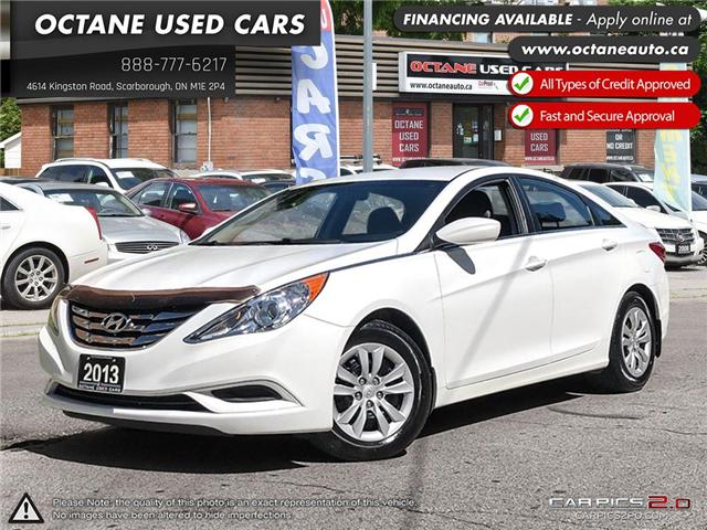 2013 Hyundai Sonata GL (Stk: ) in Scarborough - Image 1 of 25
