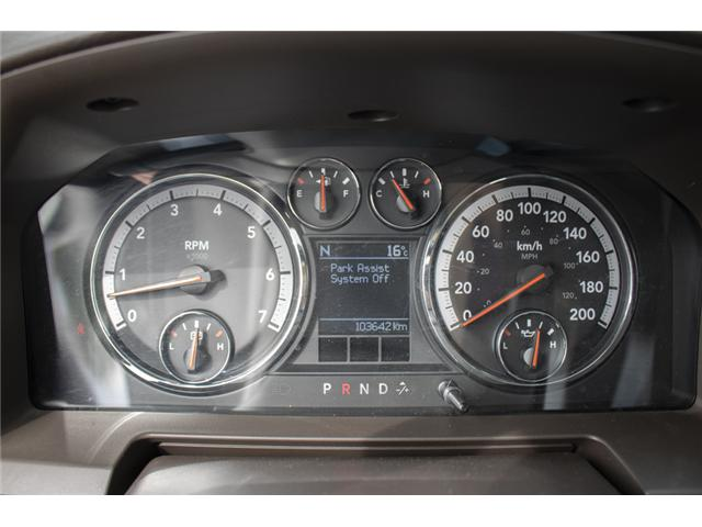 2010 Dodge Ram 1500 Laramie (Stk: K595781A) in Abbotsford - Image 25 of 26