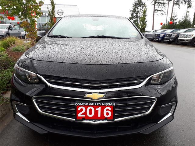 2016 Chevrolet Malibu LS (Stk: P0009) in Courtney - Image 2 of 9