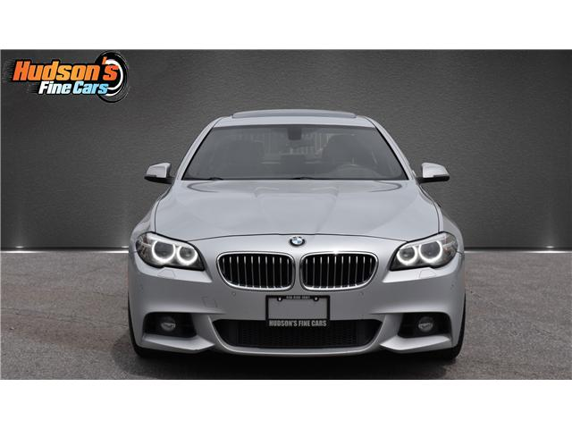 2015 BMW 535i xDrive (Stk: 42766) in Toronto - Image 2 of 21