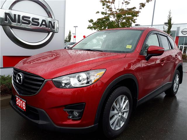2016 Mazda CX-5 GS (Stk: P0008) in Courtney - Image 1 of 9