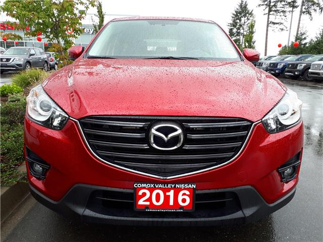 2016 Mazda CX-5 GS (Stk: P0008) in Courtney - Image 2 of 9
