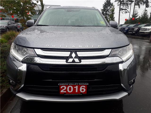 2016 Mitsubishi Outlander GT (Stk: P0013) in Courtney - Image 2 of 9