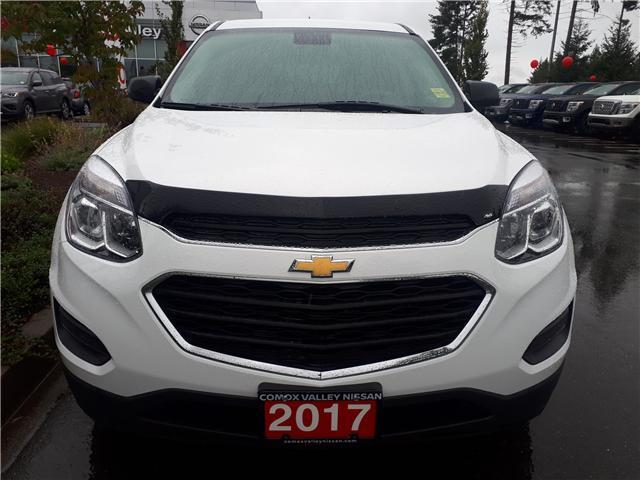 2017 Chevrolet Equinox LS (Stk: P0002) in Courtenay - Image 2 of 9
