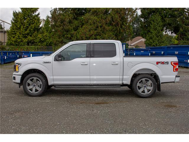 2018 Ford F-150  (Stk: 8F10277) in Surrey - Image 4 of 28