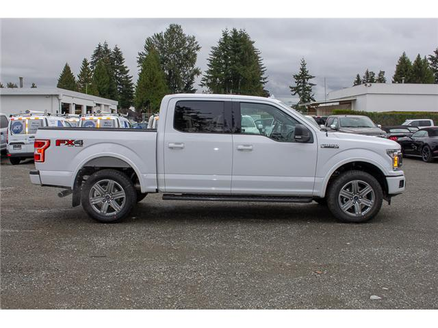 2018 Ford F-150  (Stk: 8F10277) in Surrey - Image 8 of 28