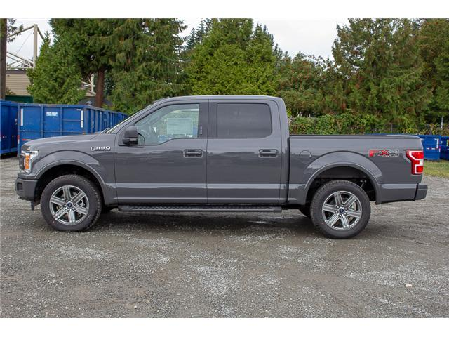 2018 Ford F-150  (Stk: 8F11238) in Surrey - Image 4 of 27