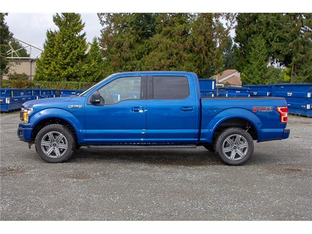 2018 Ford F-150  (Stk: 8F13779) in Surrey - Image 4 of 27