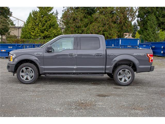 2018 Ford F-150  (Stk: 8F15651) in Surrey - Image 4 of 28