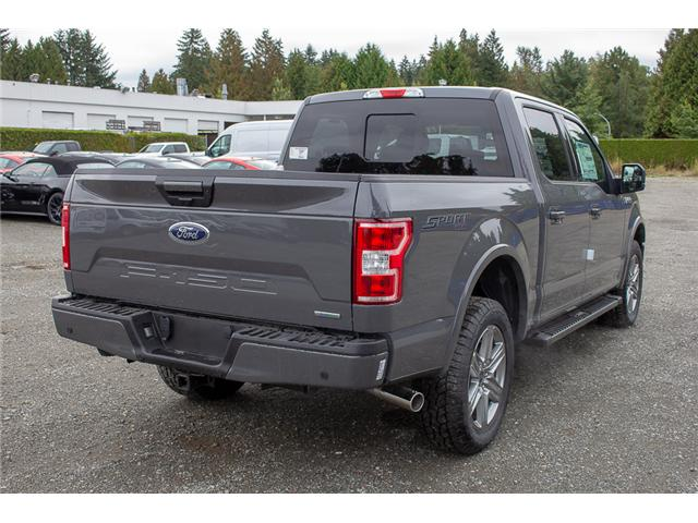 2018 Ford F-150  (Stk: 8F15651) in Surrey - Image 7 of 28