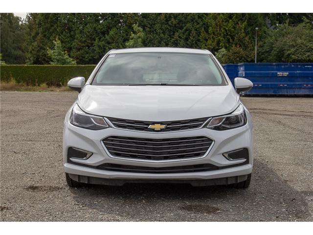 2017 Chevrolet Cruze Premier Auto (Stk: P5102) in Surrey - Image 2 of 23
