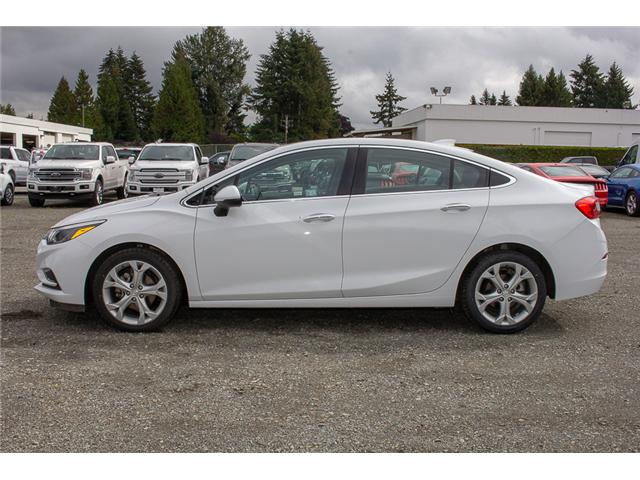 2017 Chevrolet Cruze Premier Auto (Stk: P5102) in Surrey - Image 4 of 23