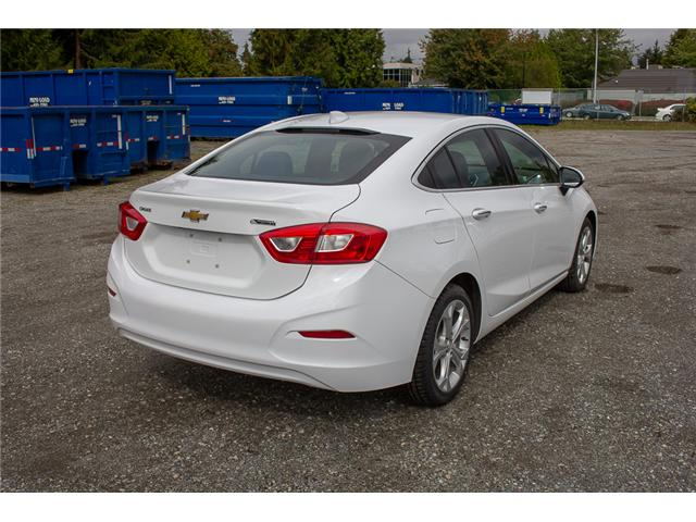 2017 Chevrolet Cruze Premier Auto (Stk: P5102) in Surrey - Image 7 of 23