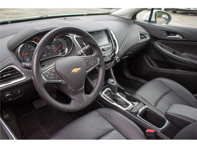 2017 Chevrolet Cruze Premier Auto (Stk: P5102) in Surrey - Image 11 of 23
