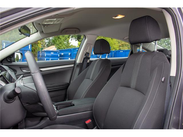 2017 Honda Civic LX (Stk: P8104) in Surrey - Image 9 of 24