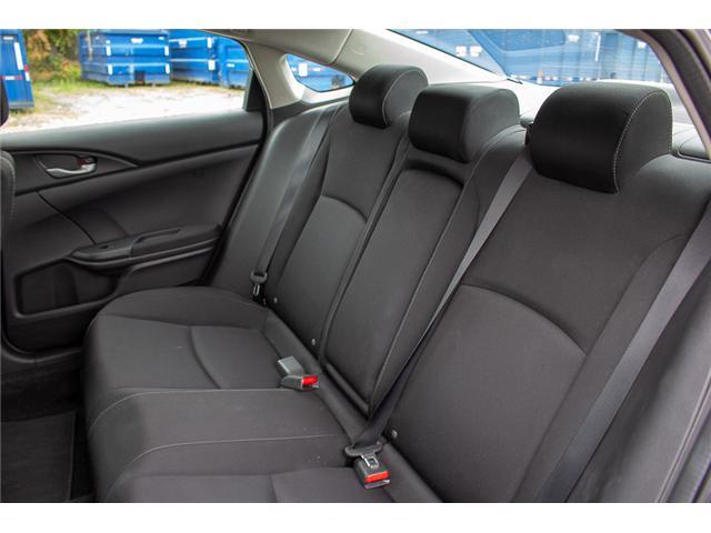 2017 Honda Civic LX (Stk: P8104) in Surrey - Image 11 of 24