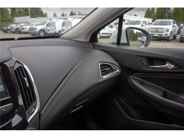 2017 Chevrolet Cruze Premier Auto (Stk: P5102) in Surrey - Image 22 of 23
