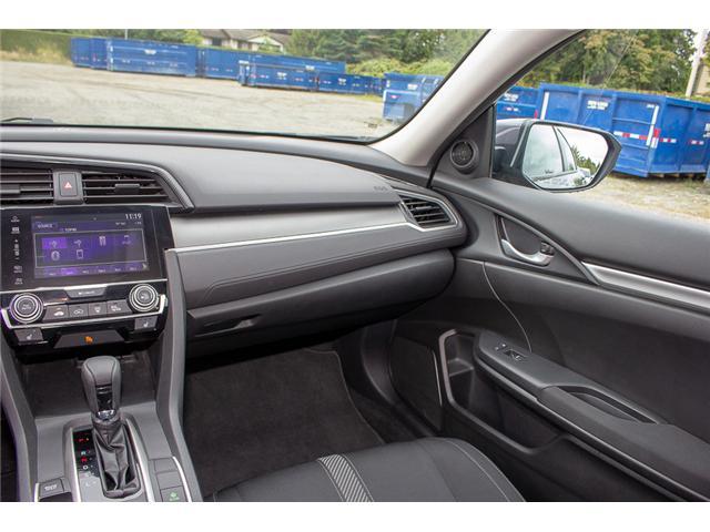 2017 Honda Civic LX (Stk: P8104) in Surrey - Image 13 of 24