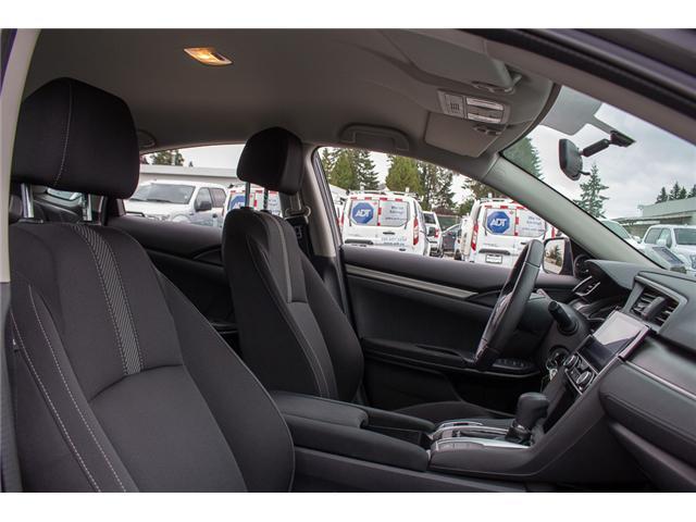 2017 Honda Civic LX (Stk: P8104) in Surrey - Image 16 of 24