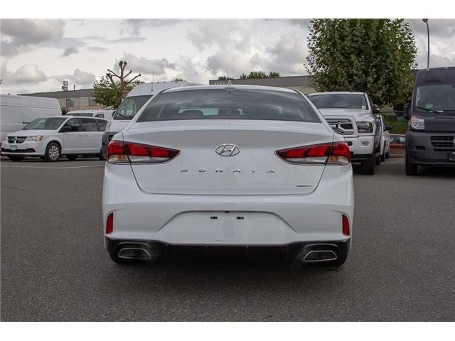 2018 Hyundai Sonata 2.4 Sport (Stk: EE896800) in Surrey - Image 6 of 25