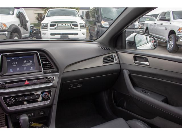 2018 Hyundai Sonata 2.4 Sport (Stk: EE896800) in Surrey - Image 14 of 25