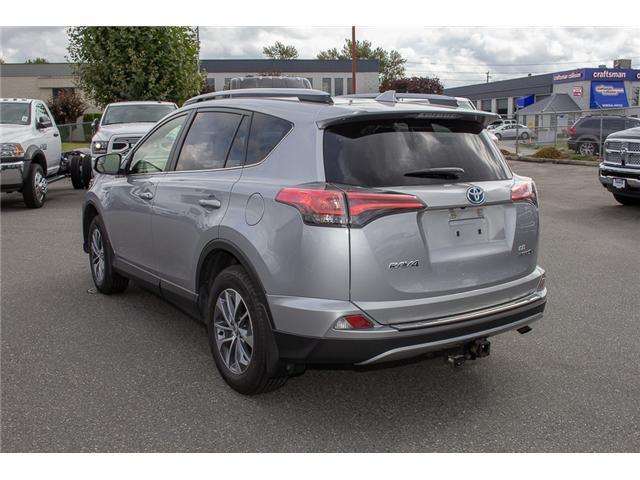 2017 Toyota RAV4 Hybrid LE+ (Stk: EE896820) in Surrey - Image 5 of 24