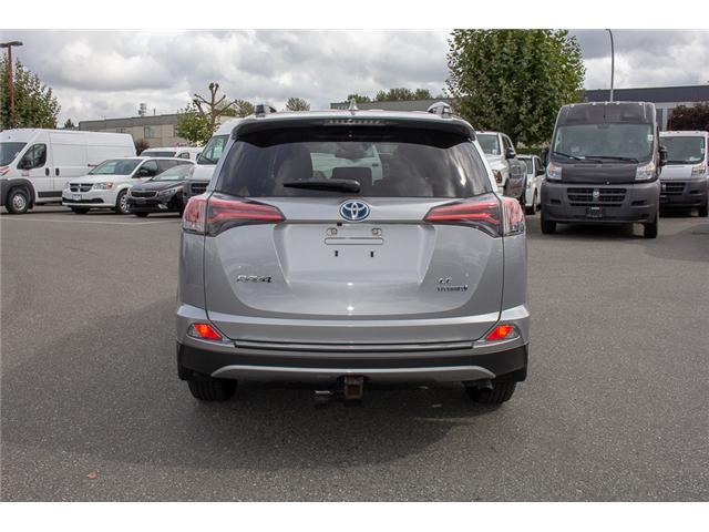 2017 Toyota RAV4 Hybrid LE+ (Stk: EE896820) in Surrey - Image 6 of 24