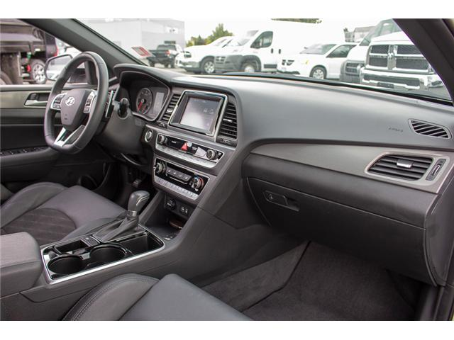 2018 Hyundai Sonata 2.4 Sport (Stk: EE896800) in Surrey - Image 16 of 25