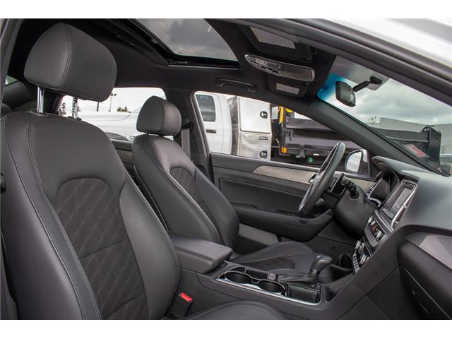 2018 Hyundai Sonata 2.4 Sport (Stk: EE896800) in Surrey - Image 17 of 25