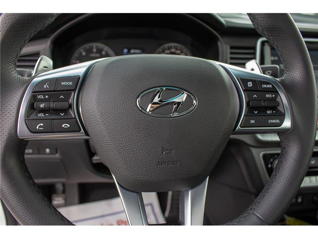 2018 Hyundai Sonata 2.4 Sport (Stk: EE896800) in Surrey - Image 19 of 25