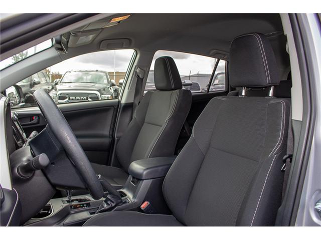 2017 Toyota RAV4 Hybrid LE+ (Stk: EE896820) in Surrey - Image 10 of 24