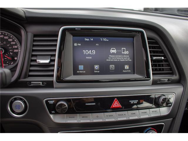 2018 Hyundai Sonata 2.4 Sport (Stk: EE896800) in Surrey - Image 21 of 25