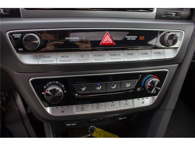 2018 Hyundai Sonata 2.4 Sport (Stk: EE896800) in Surrey - Image 22 of 25